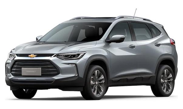 Chevrolet Tracker-II