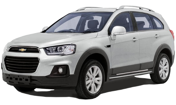 Chevrolet Captiva-IV
